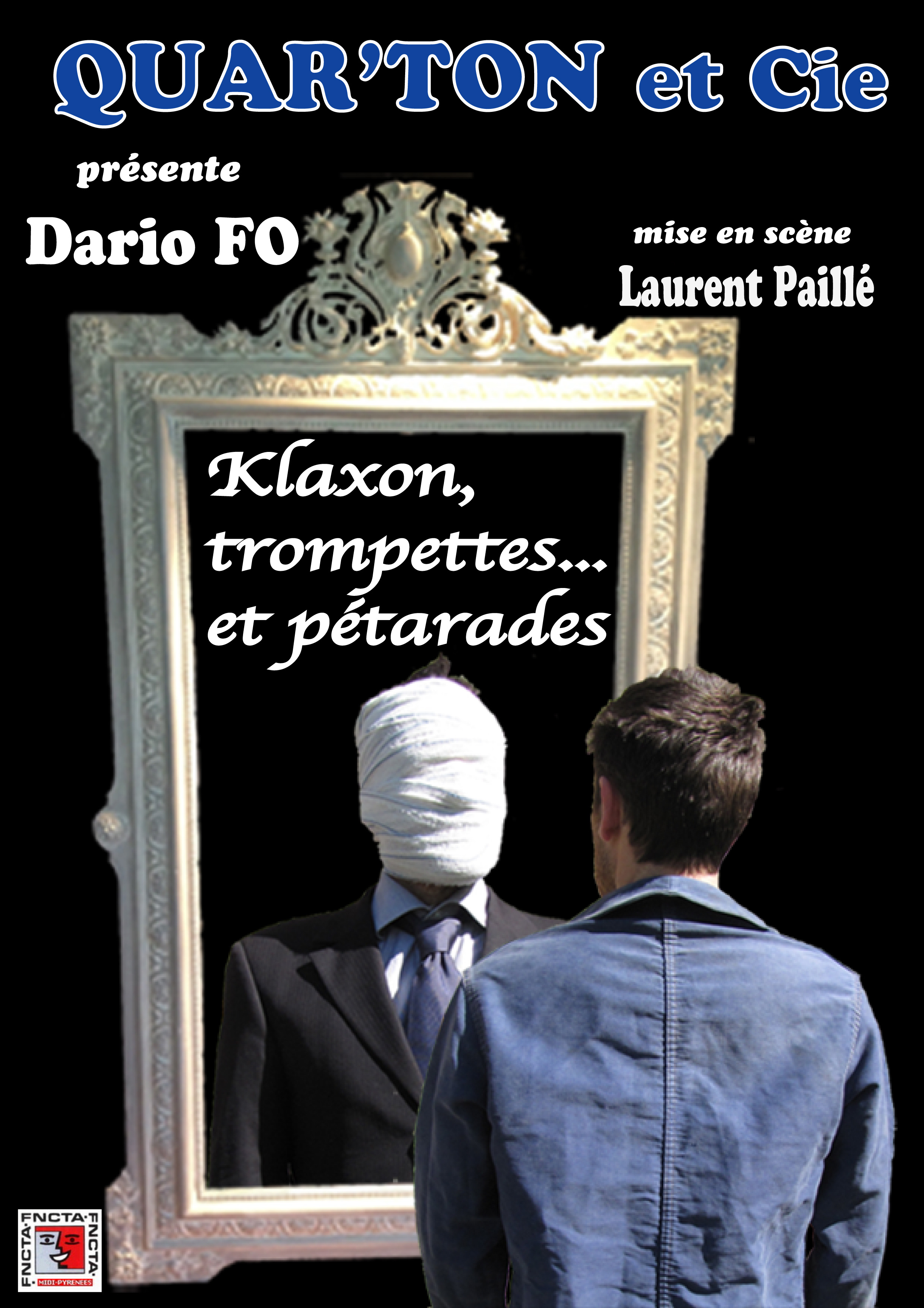 Affiche Klaxons fncta